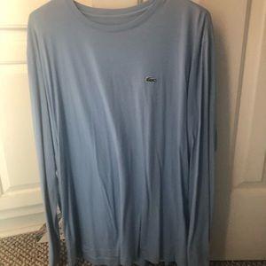 Lacoste long sleeve shirt 7